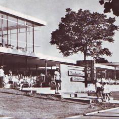 R-7726 Eforie Sud Restaurant-cofetarie,, Eforie'' 1965