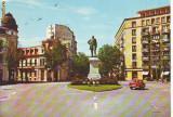 S 6661 BUCURESTi Statuia M.Kogalniceanu CIRCULATA
