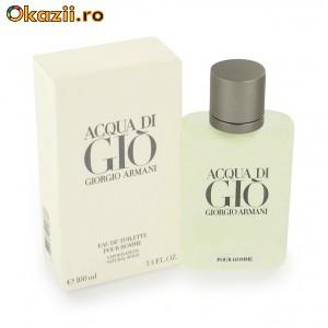 Parfum Armani Acqua Di Gio Barbati 100 Ml Eau De Toilette Parfumuri