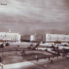 R-8062 PLOIESTI, CIRCULAT 1963 - Carte Postala Muntenia dupa 1918
