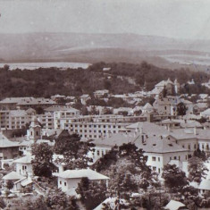 R 8445 Vedere din TURDA CIRCULATA - Carte Postala Transilvania dupa 1918