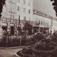 R 8450 TURDA -Piata Republicii CIRCULATA - Carte Postala Transilvania dupa 1918