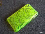 Carcasa iPhone 3G 3GS - editie limitata - YELLOW SHOCK CIRCLE