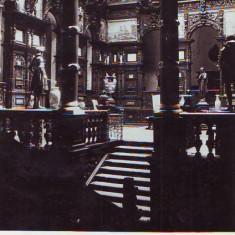 R 5406 SINAIA Muzeul Peles- Holul de onoare CIRCULATA