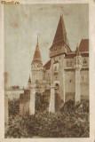 R 7077 HUNEDOARA-Castelul Huniazilor CIRCULATA
