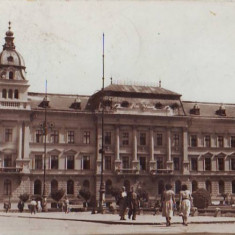 R 7157 ARAD- vedere din Arad CIRCULATA - Carte Postala Crisana dupa 1918