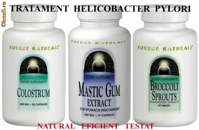 Tratament Natural Eficient pentru infectia Helicobacter Pylori foto