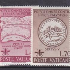 TIMBRE VATICAN     VT47