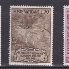 TIMBRE VATICAN     VT55