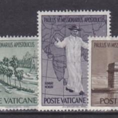 TIMBRE VATICAN     VT64