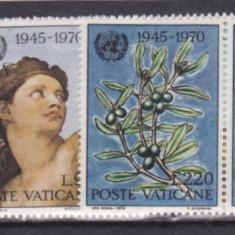 TIMBRE VATICAN     VT69