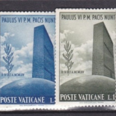 TIMBRE VATICAN     VT106
