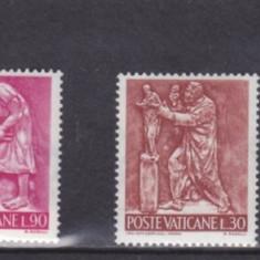 TIMBRE VATICAN     VT107