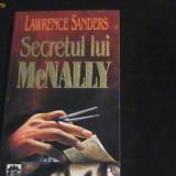 SECRETUL LUI MC NALLY-LAWRENCE SANDERS- - Roman