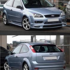 Body Kit 'J-Style' Ford Focus 2, FOCUS II (DA_) - [2004 - 2011]