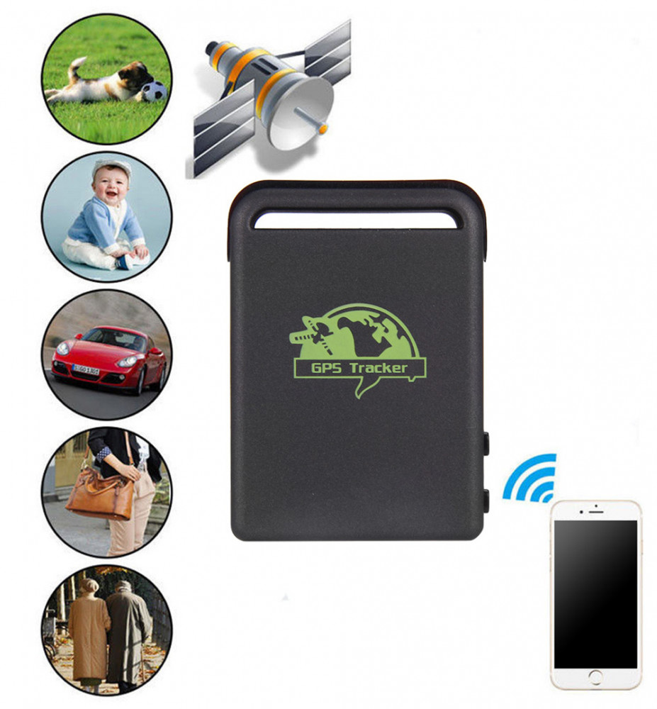 GPS Tracker Auto TK102 cu microfon spion, localizare si urmarire GPS, cu magnet