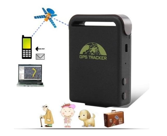 GPS Tracker Auto TK102 cu microfon spion