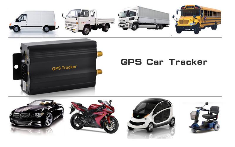 GPS Tracker Auto TK103