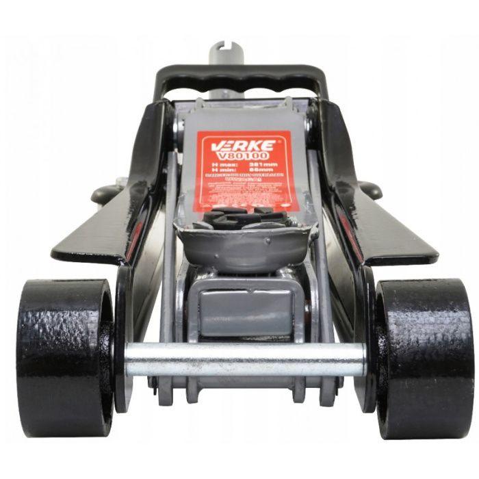 Cric auto hidraulic tip crocodil 2.5 tone VERKE V80100 Radauti - imagine 7