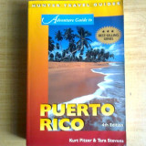Puerto Rico - Ghid turistic in limba engleza, editia 2001 - 425 pagini - harti, ilustratii, desene, imagini a/n si color
