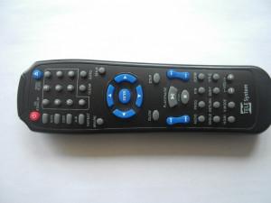 telecomanda DVD TELESYTEM
