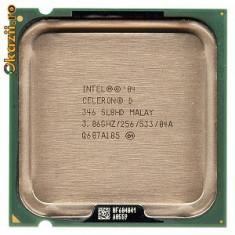 Procesor Intel Celeron D 3,06 GHZ 346 SL9BR Socket 775, Peste 3.0 GHz