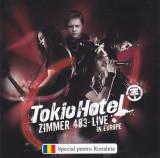 CD Live: Tokio Hotel - Zimmer 483 - Live in Europe