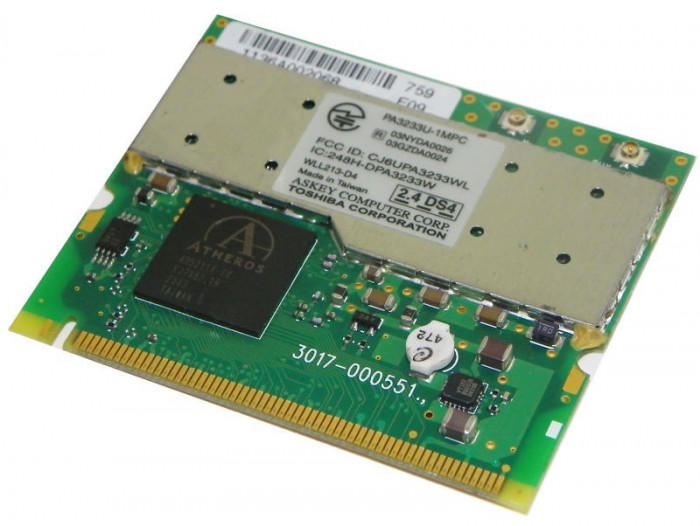 ATHEROS PA3233U-1MPC DRIVER WINDOWS 7 (2019)