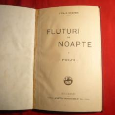 OTILIA CAZIMIR - FLUTURI DE NOAPTE - 1926- I EDITIE