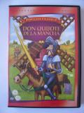 POVESTI CLASICE , DON QUIJOTE DE LA MANCEHA ,, DVD, Romana