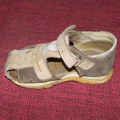 Sandale copii Melania, Baieti, Marime: 25, Auriu