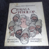 Craiasa Piticilor - poveste in versuri - Mircea Dem Radulescu - 1945 - Carte de povesti