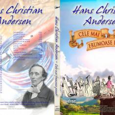Andersen - Cele mai frumoase povesti - Vol 1 - 48 de povesti pe un cd MP3 - Audiobook