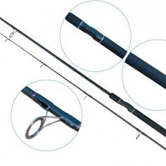 Lanseta fibra de carbon Warrior Pike 2,10m BARACUDA - Actiune: A: 20-60g.