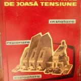 APARATE ELECTRICE DE JOASA TENSIUNE