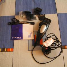 Aparat tuns Crown Multicut Hair Clippers - Aparat de Tuns