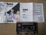 k-pital hei caseta audio roton records k pital muzica dance euro house pop 2001