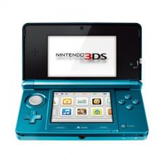 Consola Nintendo 3DS Aqua, Albastra