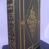 GESANGBUCH/CARTE VECHE DE IMNURI RELIGIOASE/IN LIMBA GERMANA/SIBIU/1929