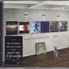 CD Rock: Rush - Retrospective III (1989 - 2008) - Muzica Rock