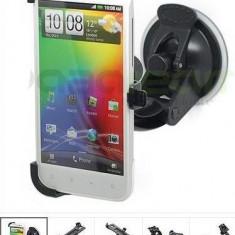 Suport + incarcator auto HTC Sensation XL + stylus - Suport auto