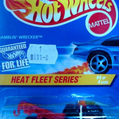 HOT WHEELS --RAMBLIN WRECKER ++1799 DE LICITATII !! - Macheta auto Hot Wheels, 1:64
