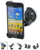 Suport + incarcator auto Samsung Galaxy Note i9220 N7000 + stylus