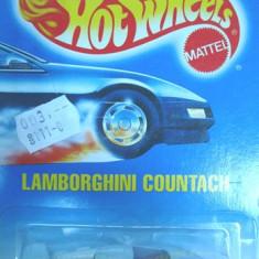 HOT WHEELS -LAMBORGHINI DIABLO ++1799 DE LICITATII !! - Macheta auto Hot Wheels, 1:64