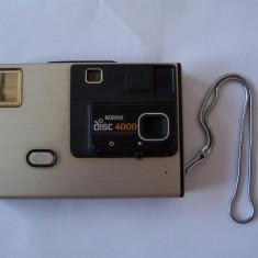 APARAT FOTO KODAK DISC 4000 - Aparat Foto compacte Kodak