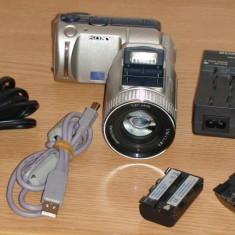 APARAT FOTO SONY - Aparat Foto compact Sony, Compact, Sub 5 Mpx