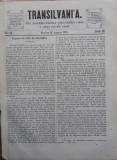 Transilvania , Foaia Asociatiunii transilvane pentru literatura romana si cultura poporului roman , Brasov , nr. 16 , 1870