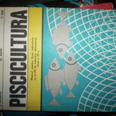 PISCICULTURA=BOGATU/ADAM/ENE - Carti Zootehnie