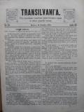 Transilvania , Foaia Asociatiunii transilvane pentru literatura romana si cultura poporului roman , Brasov , nr. 22 , 1870