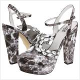 Pantofi NOT TOO COY Casanova - Pantofi Dama, Femei - 100% AUTENTIC, 37, 38, Cu toc, Guess